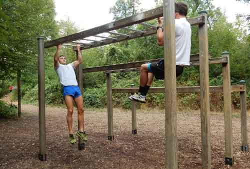 4 barres de traction pour muscler le haut du corps chez soi