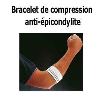 bracelet anti tennis-elbow