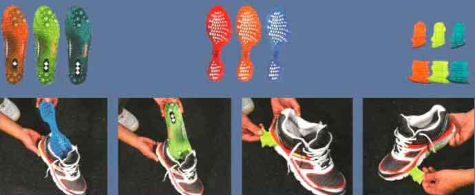 9196cb4264 systeme de personnalisation des chaussures de running
