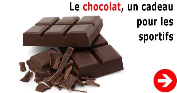 chocolat, aliment contre la carence en fer