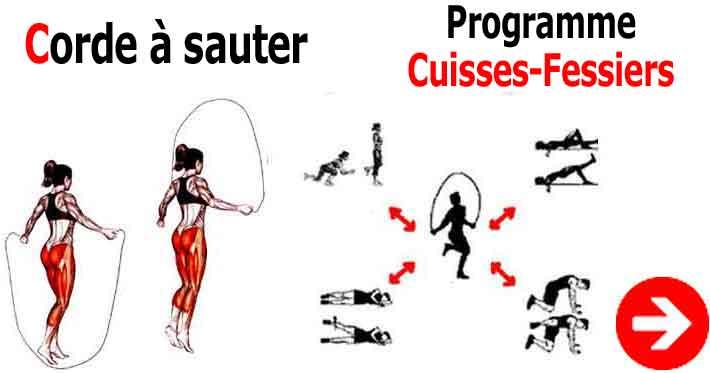 Super Corde à Sauter - Musculation et Programme pour Maigrir NF21