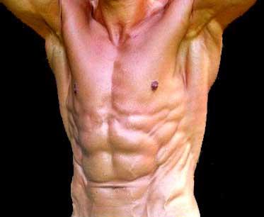 comment avoir des muscles a 10 ans