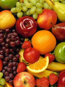 fruits et antioxydant