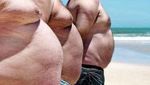 perdre du gras sur le ventre homme