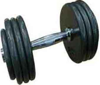 musculation esercices avec haltères