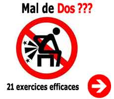 21 exercices contre le mal de dos
