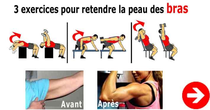 muscler triceps halteres femme