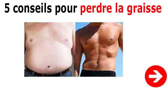 Perdre du poids du ventre