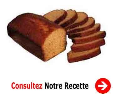 recette de pain d'épice pour perdre du poids