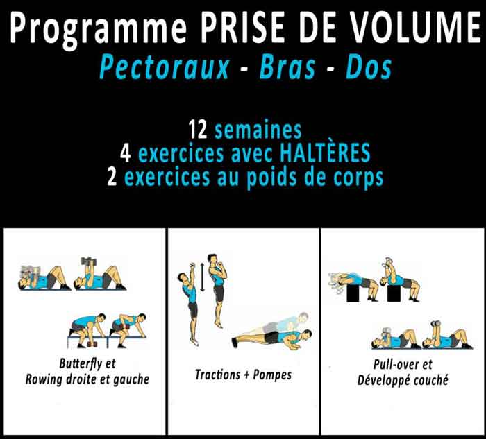 haltere musculation exercice