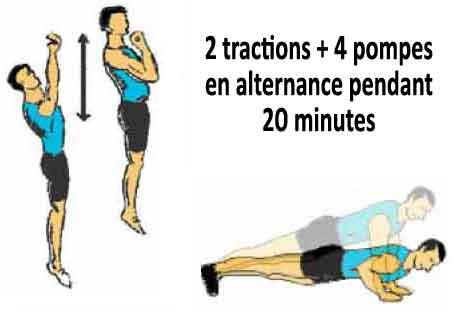 Comment se muscler bras et poitrine avec des halt res - Programme force developpe couche ...