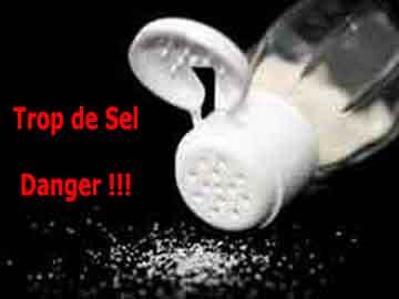 ne plus manger de sel