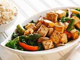 Tofu et prot ines recettes pour les sportifs - Cuisiner le tofu ferme ...
